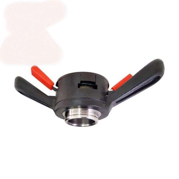 Spannmutter Ø40mm - 3mm Schnellspannmutter Spannfutter für Reifen Wuchtmaschine
