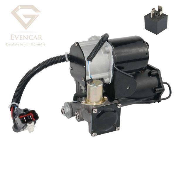 Luftfederung Kompressor und Relais für Range Rover Sport MK3 05-09 LR072537 Neu