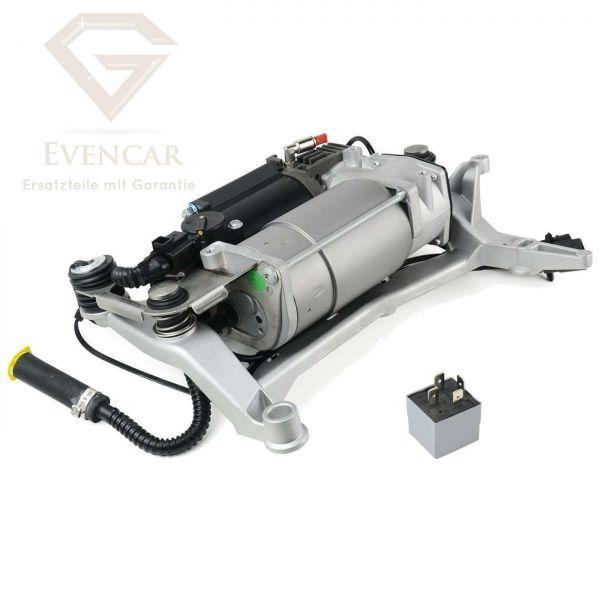 Luftfederung Kompressor mit Relais Audi Q7 VW Touareg Porsche Cayenne 7L0698007