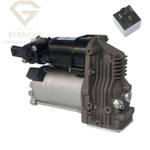 Kompressor Luftfederung Niveauregulierung Luftversorgung für BMW 5er E61 Neu